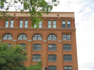 Book Depository where Lee Harvey Oswald shot President Kennedy.