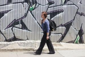 WalkingGraffiti