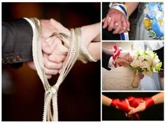 Tying the knot ribbons
