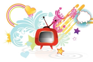 1-vector-cartoon-tv