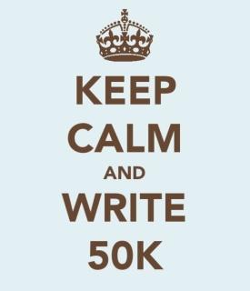 sophie-keep-calm-write-50k