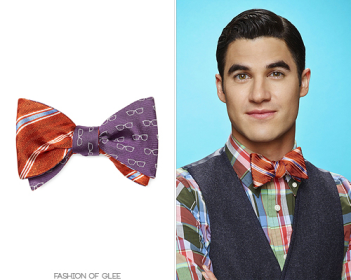 2018 8 28 Blaine Anderson Bow tie