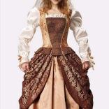 lady rennaisance costume