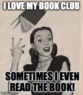 Book Club Meme