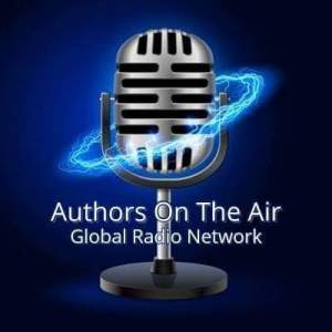 Radio graphic - Authors On The Air