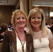 Beth Carter and me