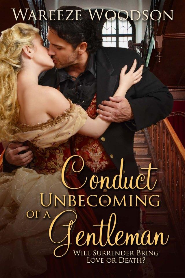 Final Conduct Unbecoming of a Gentleman #b copy
