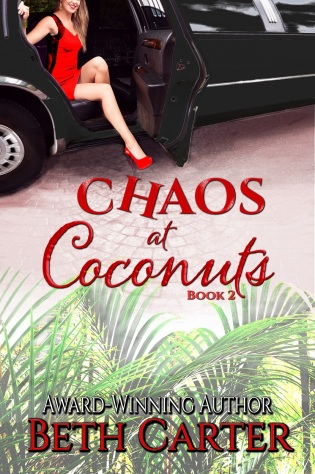 Chaos at Coconuts cover - 830x1250