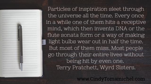 Pratchett blog