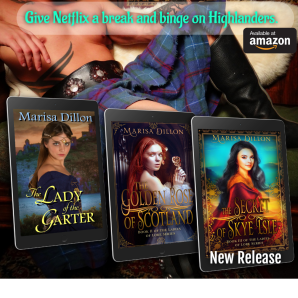 3books Netflix Highlanders NR Facebook Post 1.8.20