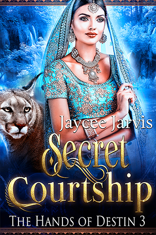 Cover of Secret Courtship by Jaycee Jarvis